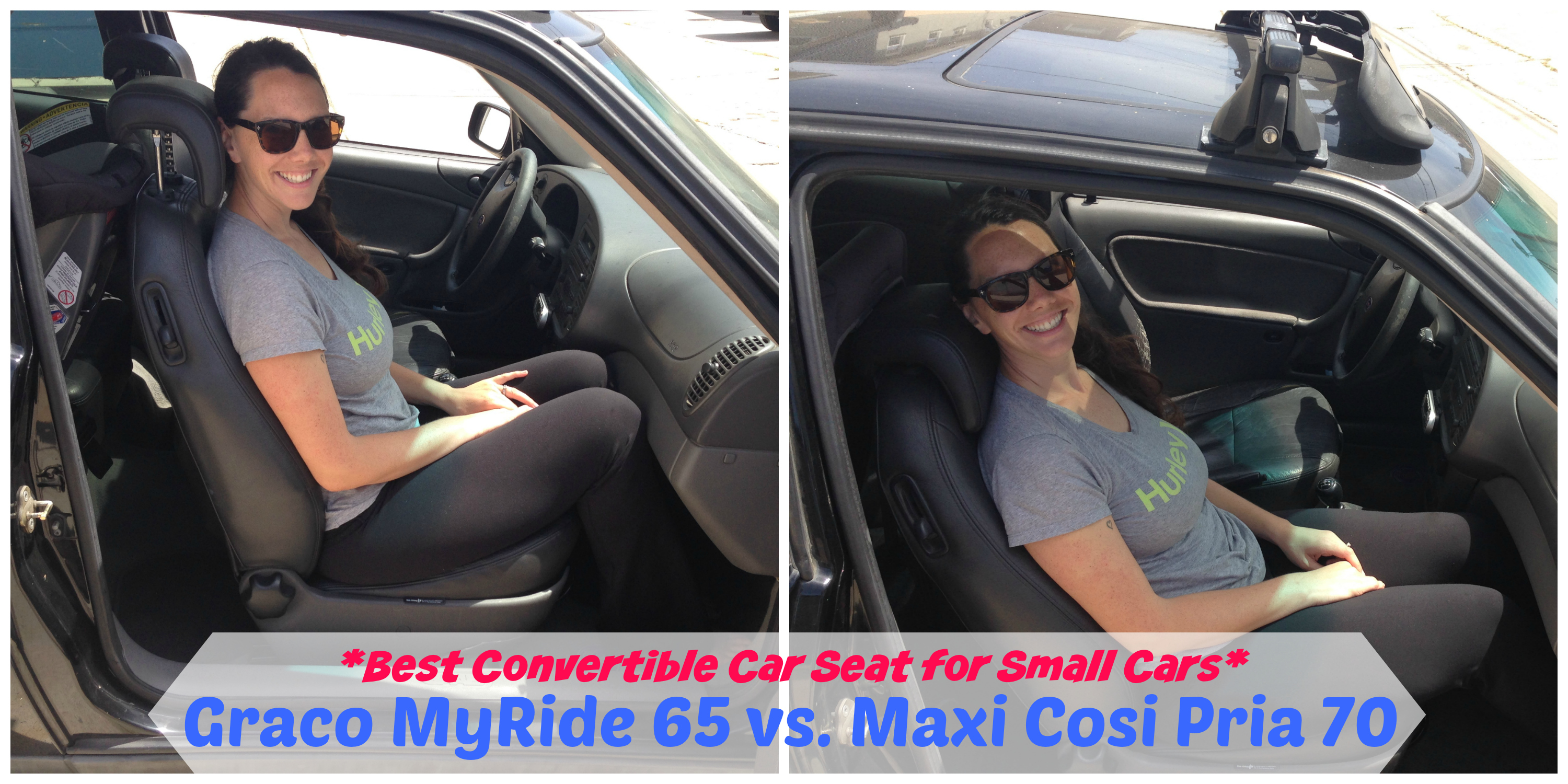 Choosing A Convertible Car Seat West Coast Sisters