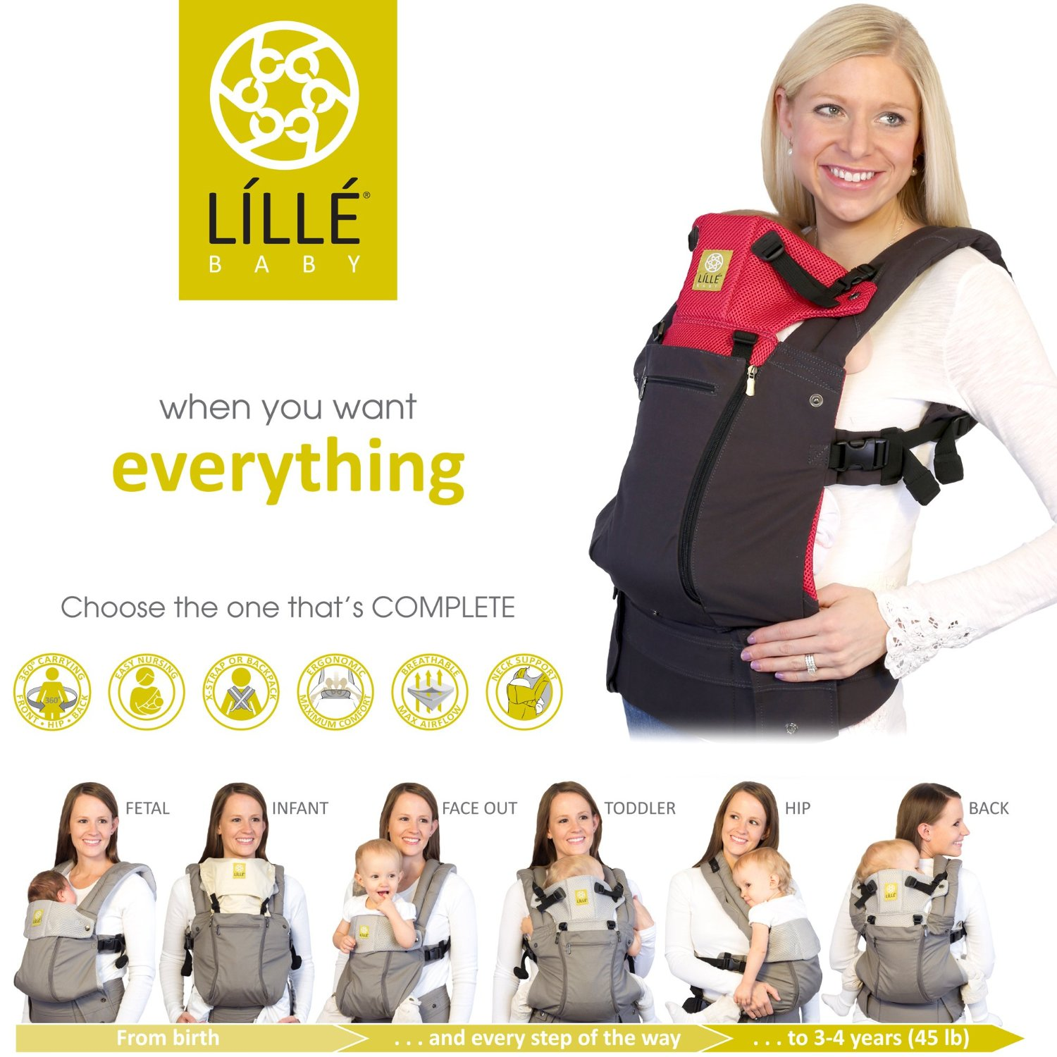 Lillebaby Complete All Seasons Review West Coast Sisters