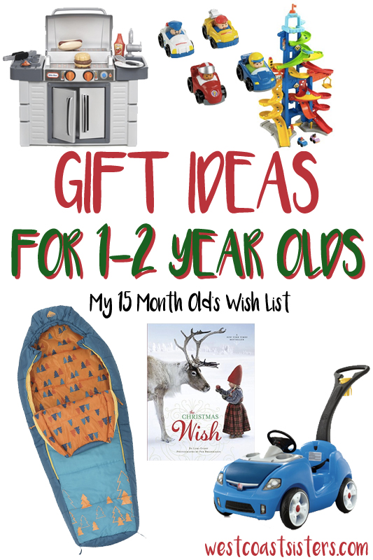 Gift Ideas For Two Year Old Boy