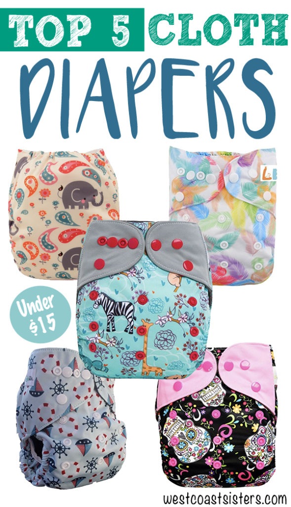 favorite cloth diapers