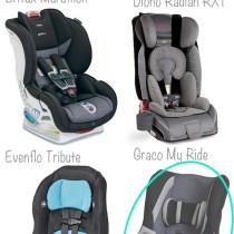 choosing a convertible car seat